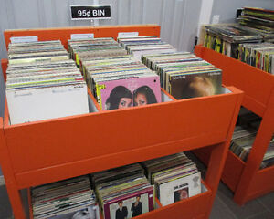 VINYL LP RECORDS .95 cents each!