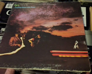 Genesis - ... And Then There Was Three ...  Vinyl lp record