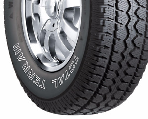 Four 275/65/R18 on rims used for one winter