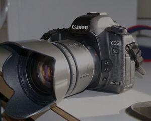 EOS-5D Mark II.TS-E 24mm f / 3.5L II