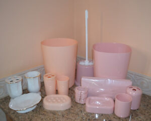 Variety of Bathroom Accessories