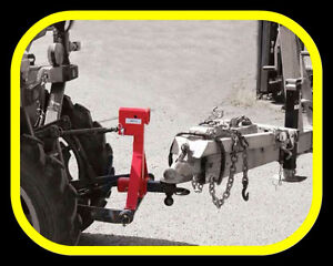 3 point hitch receiver draw bar, FREE SHIPPING !!!