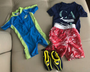 swimming combo toddler boy