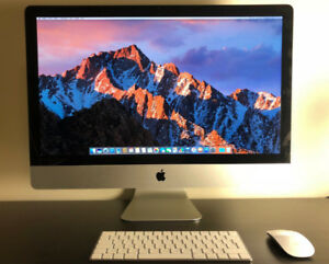 Apple iMac mid 2011 27 inch