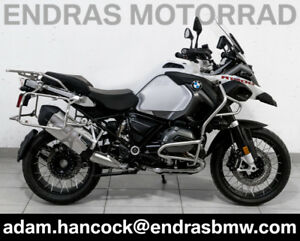 2017 BMW R1200GS Adventure - Light White