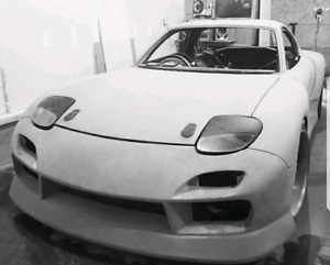 Rx7 rolling chassis