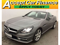 Mercedes-Benz SLK250 FROM £83 PER WEEK!