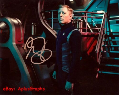ANTHONY RAPP.. Star Trek: Discovery - SIGNED