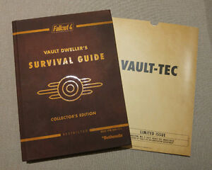 Never Used!! Fallout 4 Video Game Guide