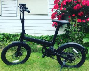 Selling 20 inch Wheel Folding Electric Bike (ebike) New