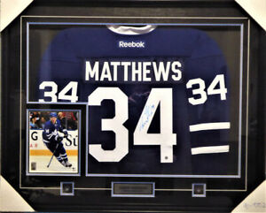 new products 77492 fab0a Auston Matthews Signed Jersey | Kijiji in Ontario. - Buy ...