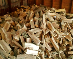 DRY SEASONED FIREWOOD... DELIVERY AVAILABLE