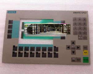 NEW For SIEMENS OP27 6AV3627-1JK00-0AX0 Membrane Keypad film