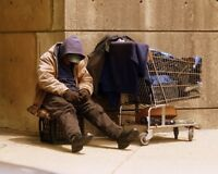 AIDE AUX ITINÉRANTS / HELPING THE HOMELESS