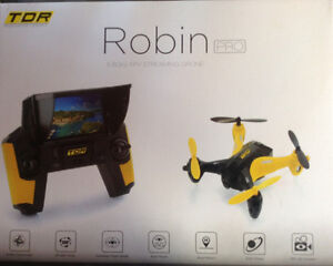 TDR Robin pro 5.8Ghz FPV STREAMING DRONE with camera