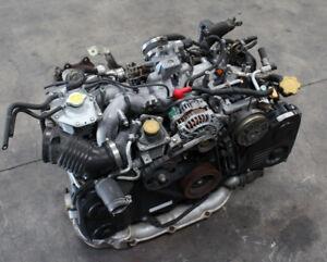 JDM 2002-2005 SUBARU IMPREZA WRX 2.0L TURBO ENGINE EJ205 TURBO