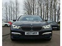 2017 BMW 7 Series 3.0 730D M SPORT 4d 261 BHP Saloon Diesel Automatic