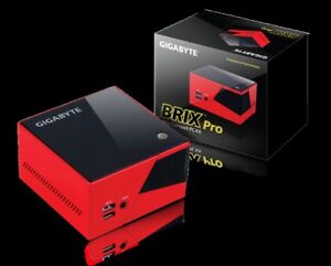 "Reduced Price ""Gigabyte Brix Pro Powerful Media HTPC"""