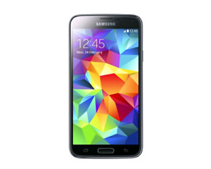 Galaxy S5 16GB factory unlocked works perfectly in excellent