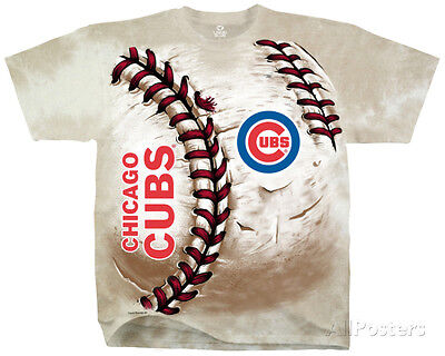 MLB - Chicago Cubs Hardball Apparel T-Shirt Baseball