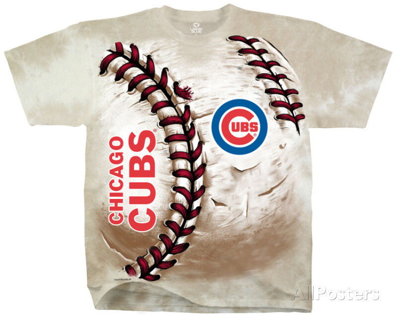 MLB - Chicago Cubs Hardball Apparel T-Shirt Baseball