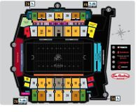 2 TICATS Tickets VS ARGOS for 7pm Monday August 3/2015