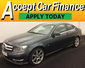 Mercedes-Benz C 250 AMG SPORT FROM £67 PER WEEK!