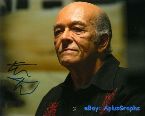 MARK MARGOLIS.. Better Call Saul's Hector Salamanca - SIGNED