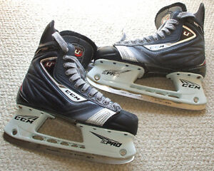 CCM 455 Tacks-Hockey skates-sz.7-Great condition- $40. pr.