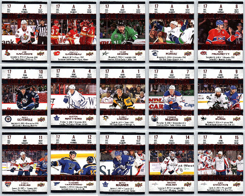 buy sell trade   tim hortons ud hockey cards sale arts collectibles city