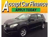 Nissan Qashqai 1.6 2WD Visia FROM £43 PER WEEK