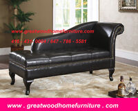 ***** BRAND NEW UPHOLSTERED CHAISE LOUNGE FOR  $349 ONLY ****