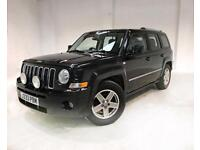 2008 58 JEEP PATRIOT 2.4 S-LIMITED 5D 168 BHP