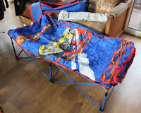 Hot Wheels Inflatable Bed - Like New Condition