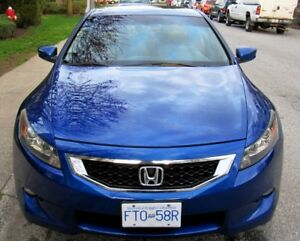 2008 Honda Accord Coupe, 3.5L V6,  140K - Fully Loaded !