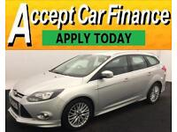 Ford Focus 1.6TDCi ( 115ps ) 1560cc 2014MY Zetec S FROM £51 PER WEEK!