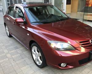 2006 Mazda 3 GT certified