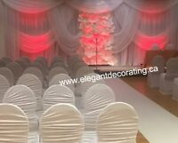 Affordable wedding decor for amazing package $850.00