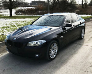 2011 BMW 535XI-AWD-NO ACCIDENTS-SPORT-ANDROID UNIT-W/WINTER TIRE