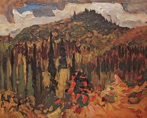 """Limited Edition """"Algoma Forest"""" by J.E.H. MacDonald"""