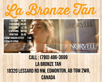 Norvelle Custom Spray Tan