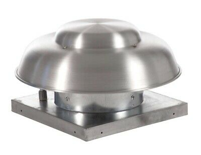 Floaire Axial Downblast Roof Exhaust Fan 18 Inch 2401 Cfm Direct Drive Ddar18