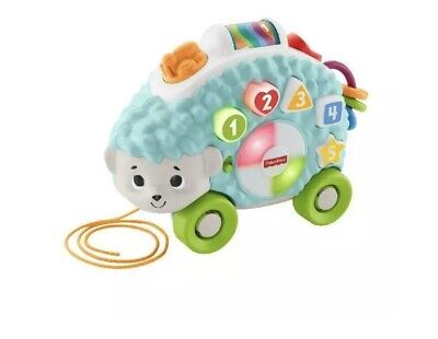 Fisher-Price Linkimals Happy Shapes Interactive Hedgehog