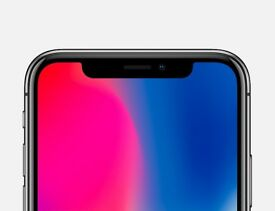 iPhone X 64GB 1 day only!!