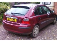 Rover 25 1.4i 16v with good engine 11 months MOT good tyres and recent battery