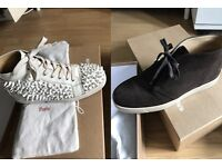 2 pairs Second hand Louboutin size 40