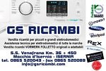 Gs ricambi store