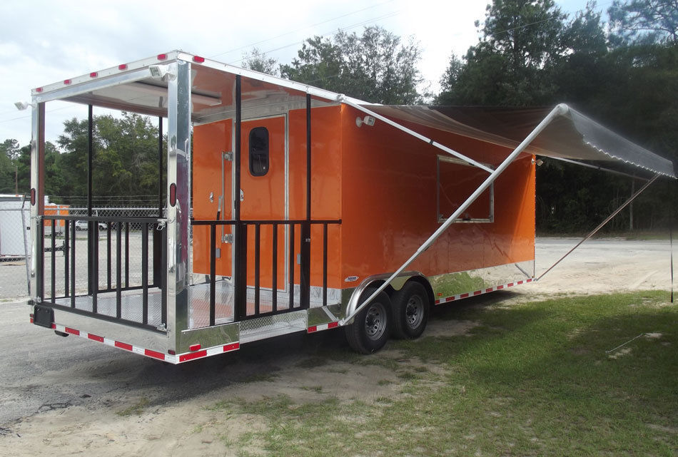 homemade enclosed trailer plans how to build a bbq concession trailer ebay