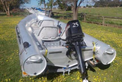 Ocean Craft 4.3m RIB - SEA KING
