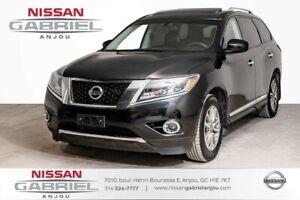 2016 Nissan Pathfinder SL TECH 4WD SUNROOF+GPS NAVIGATION+LEATHE